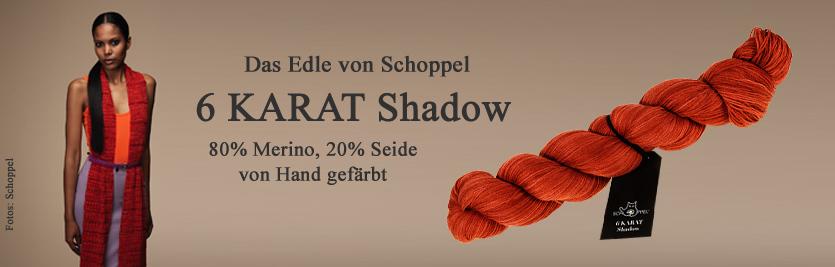 Schoppel 6KARAT Shadow Roter Ocker
