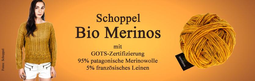 Schoppel Bio Merinos