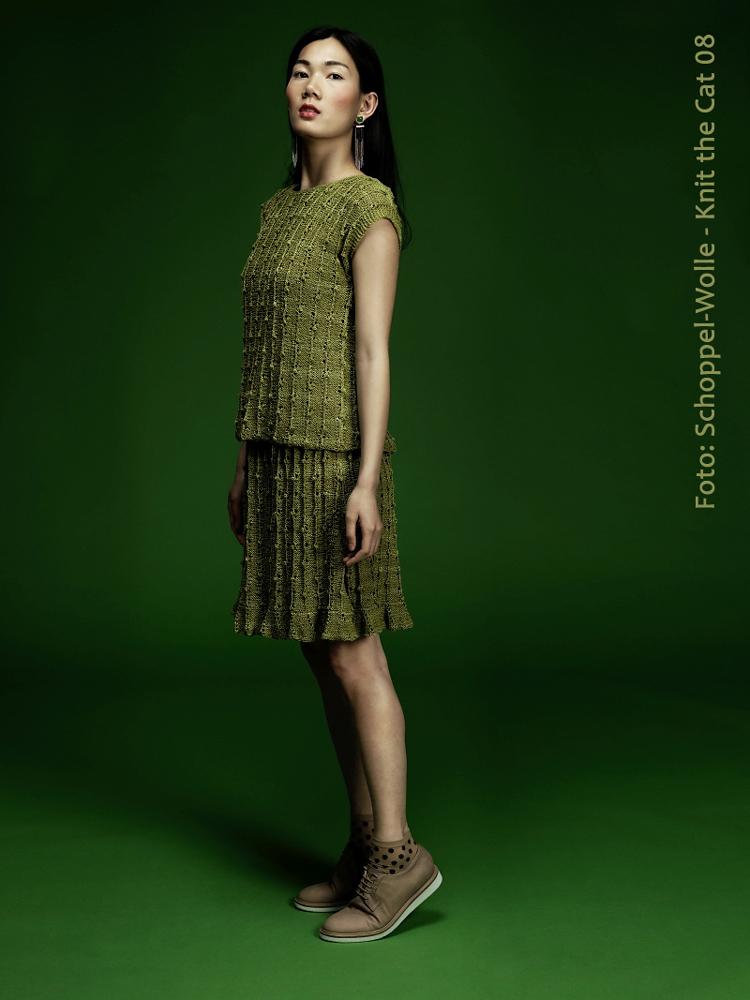 Modell El Linio Schilf