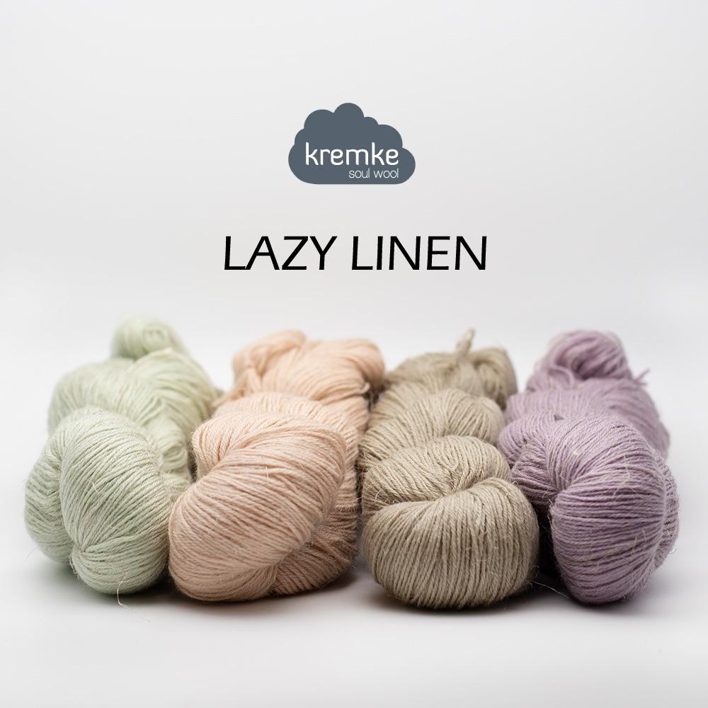 Kremke Soul Wool - LAZY LINEN