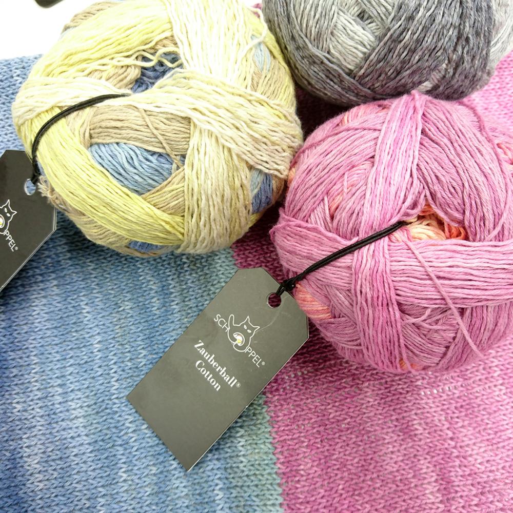 Neue Farben YARN DAYS 2020 Schoppel Wolle
