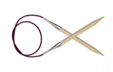 KnitPro Basix Birke Rundstricknadel 25 mm 150 cm