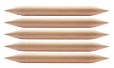 KnitPro Basix Birke Nadelspiel 25 mm 20 cm