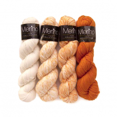 Mayflower - Merino The Collection 4er-Set - 5082 Feuer