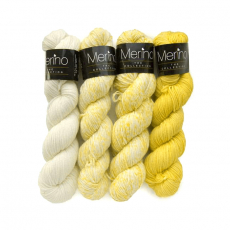 Mayflower - Merino The Collection 4er-Set - 5083 Sonne