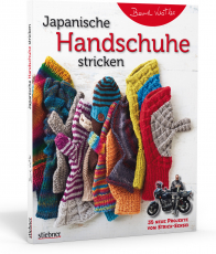 Kestler, Bernd - Japanische Handschuhe stricken