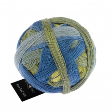 Schoppel - Lace Ball 100 - 2436 Waldmeister