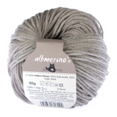Schoppel - albmerino - 9220m Hellgrau Melange