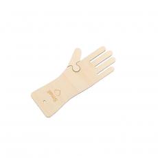 Scholz Laser - Handschuhschablonen - Größe Small