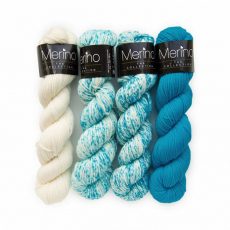 Mayflower - Merino The Collection 4er-Set - 5084 Frost