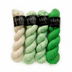 Mayflower - Merino The Collection 4er-Set - 5088 Gras