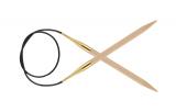 knit & hook Rundstricknadel Holz 15 mm 200 cm
