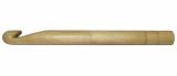 knit & hook Häkelnadel aus Holz 15 mm