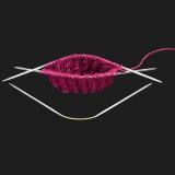 addi CraSy Trio Metall Socken-Stricknadeln 2,00 mm