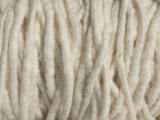 Filzschnur 6 mm - Naturweiß