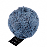 Schoppel - ALB Lino - 4201M Blau Mélange