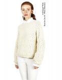 Knit the Cat 09 - White Moments - Kreativ Heft