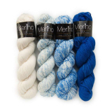 Mayflower - Merino The Collection 4er-Set - 5081 Meer