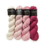 Mayflower - Merino The Collection 4er-Set - 5087 Pflaume