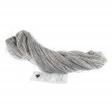 Schoppel - ALB Lino mélange - 8899m Schwarz-Weiß zum Färben