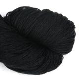Seehawer - Turin Sockengarn - uni T08 schwarz