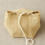 COCOKNITS - Natural Mesh Project Bag