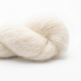 Brushed Baby GOTS - 100 Naturweiß