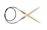 KnitPro Bamboo Rundstricknadel 4,50 mm 60 cm
